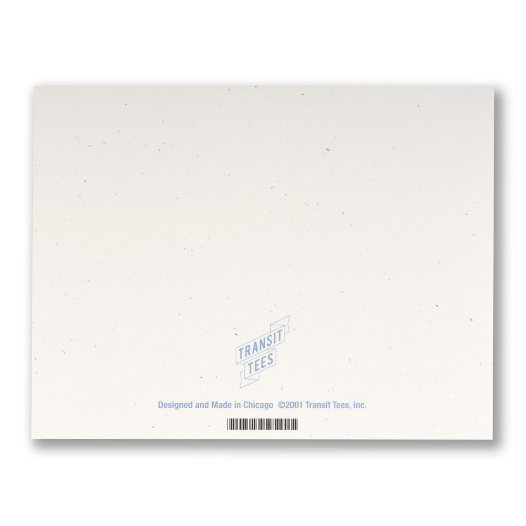 Chicago Flag Greeting Card