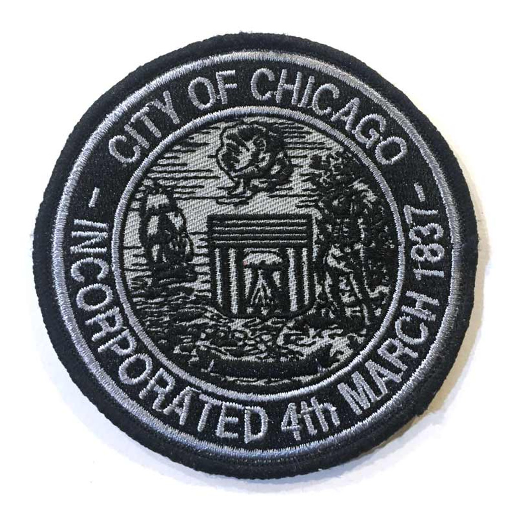 City Seal Patch