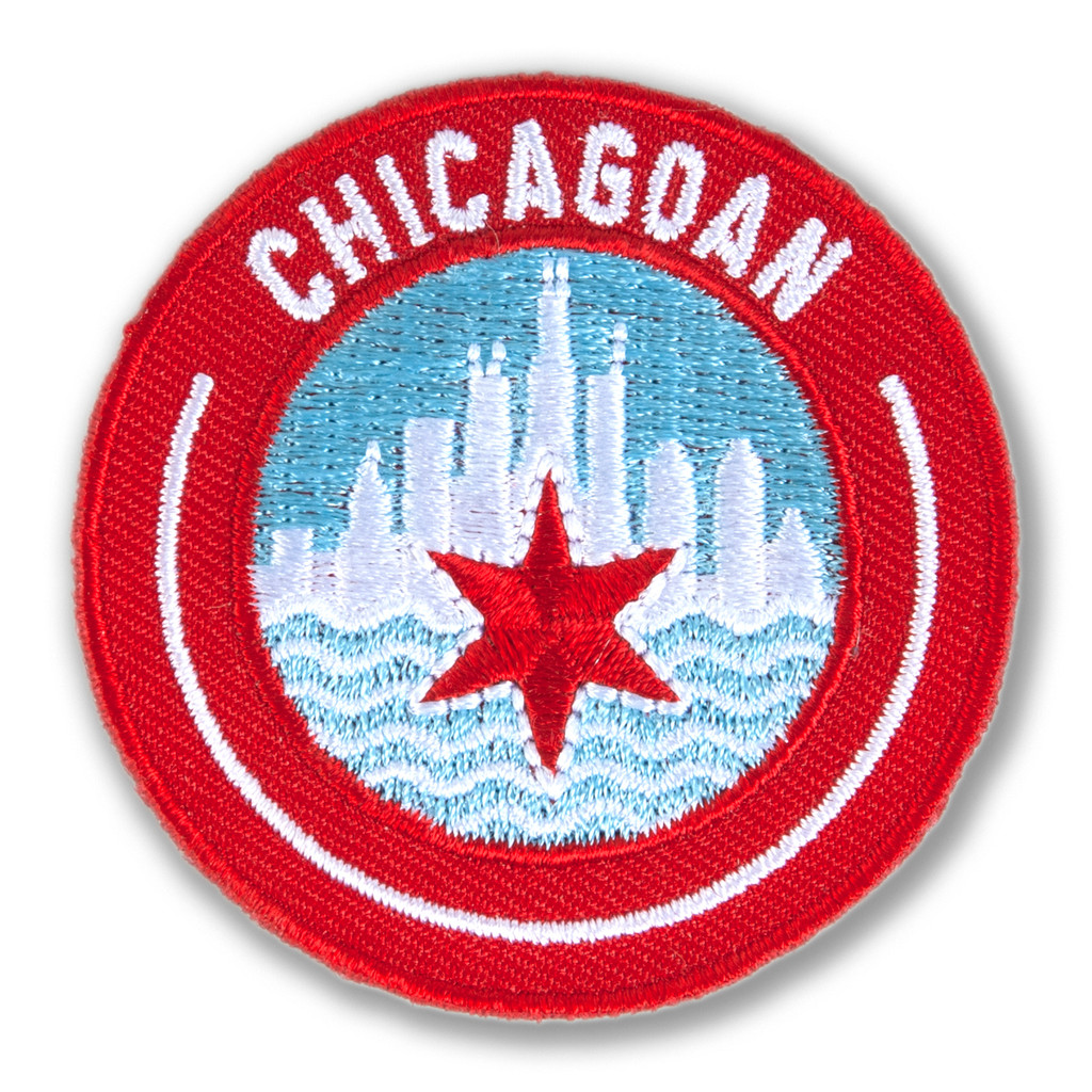 Chicagoan Survivor Patch