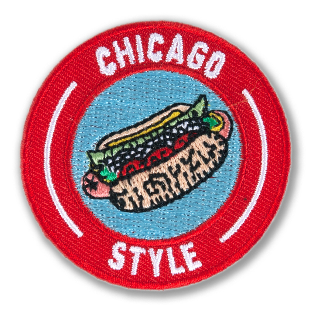 Chicago Style Survivor Patch