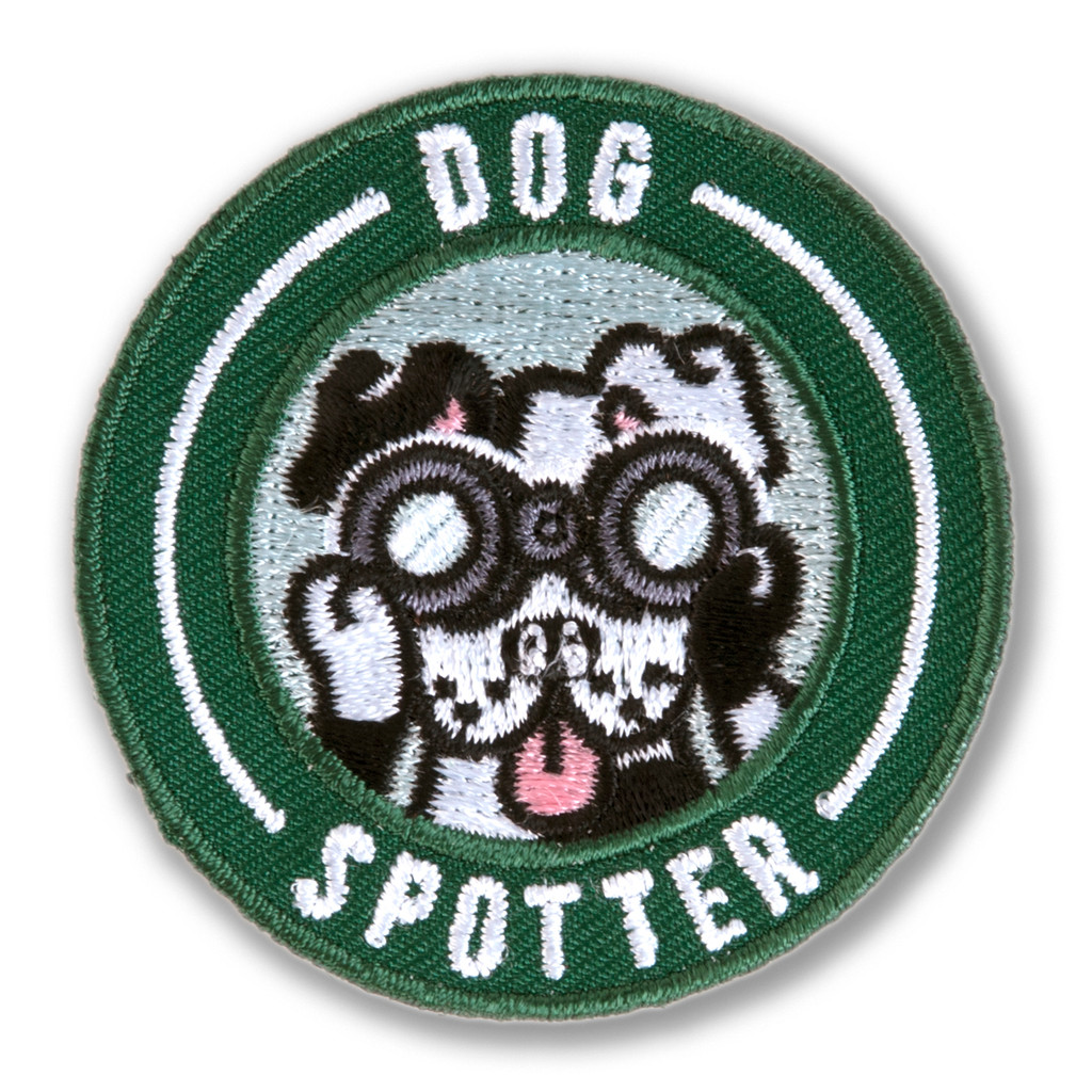 Dog Spotter Survivor Patch