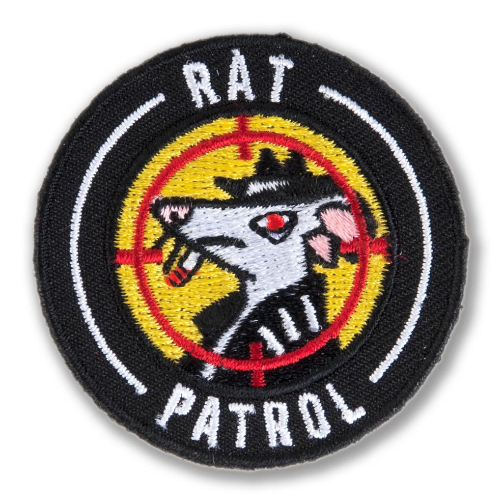 Rat Patrol Survivor Patch