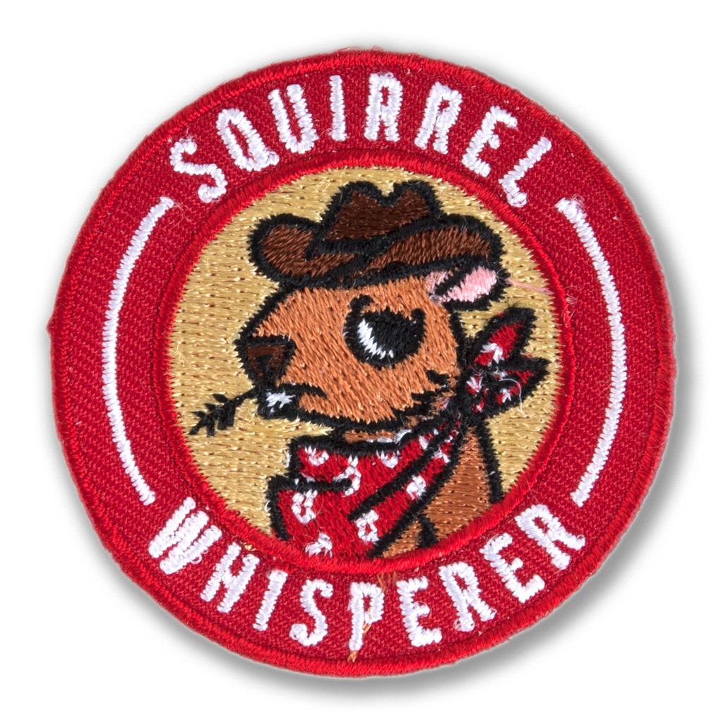 Squirrel Whisperer Survivor Patch