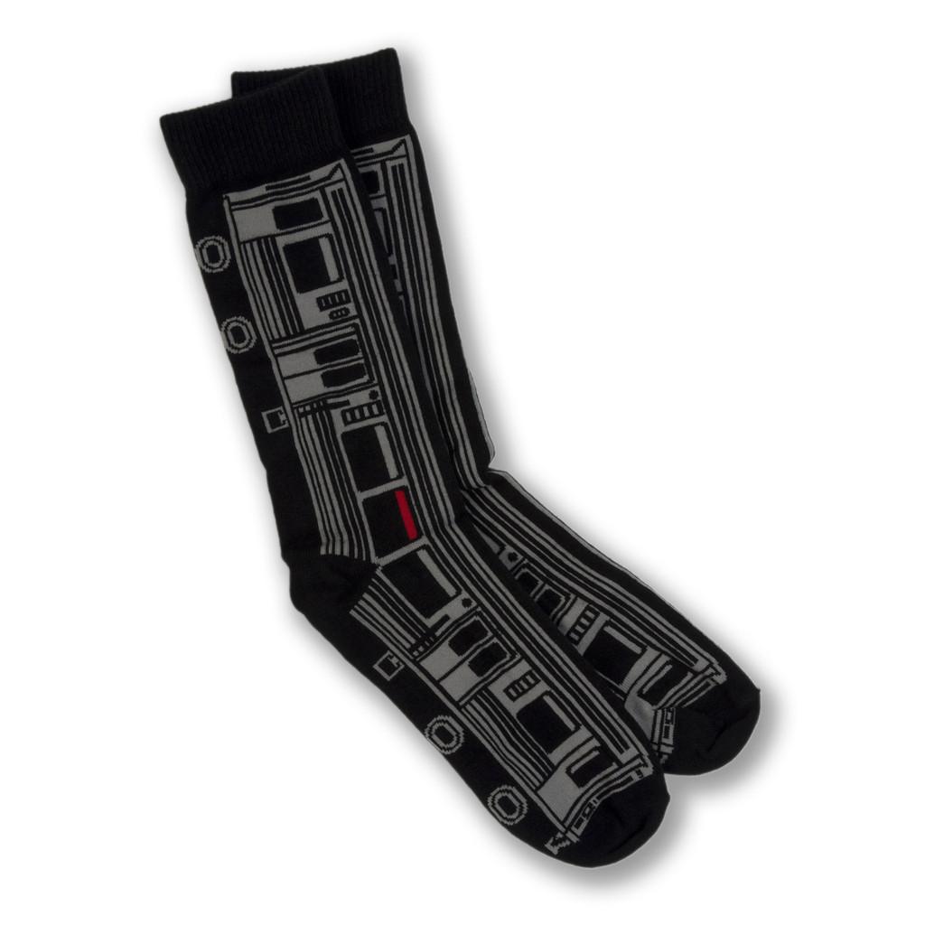 El Train Socks