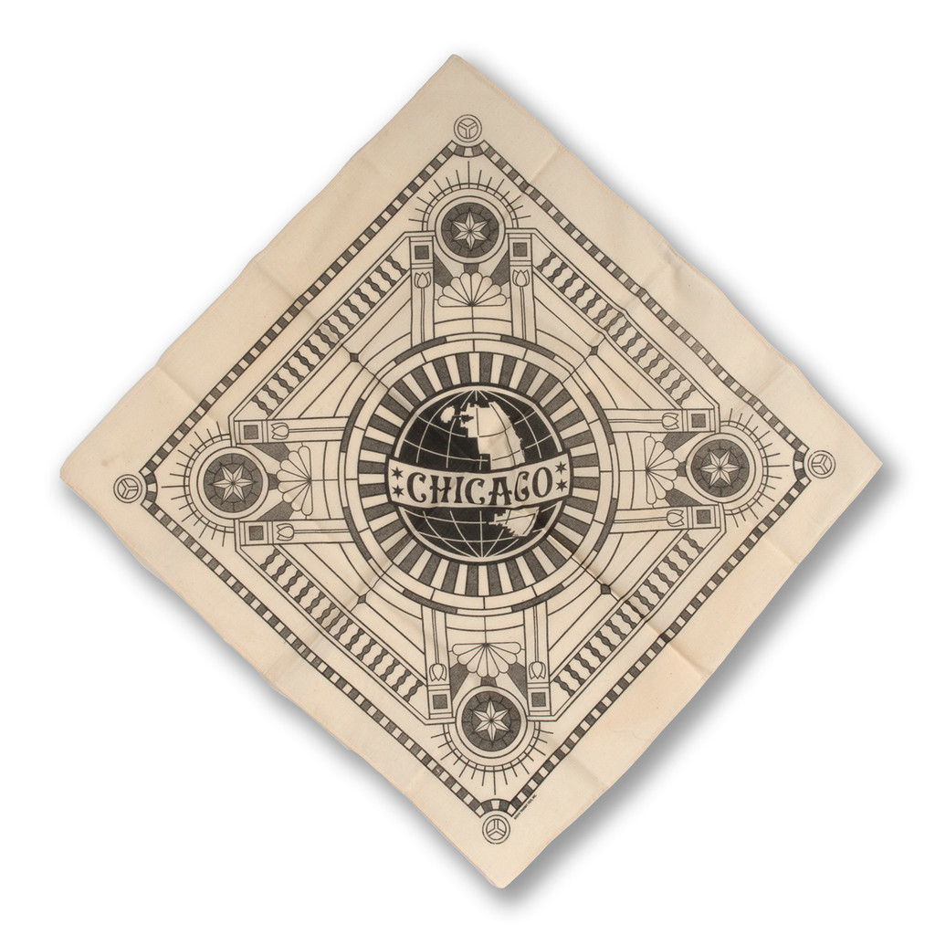 Chicago Globe Bandana