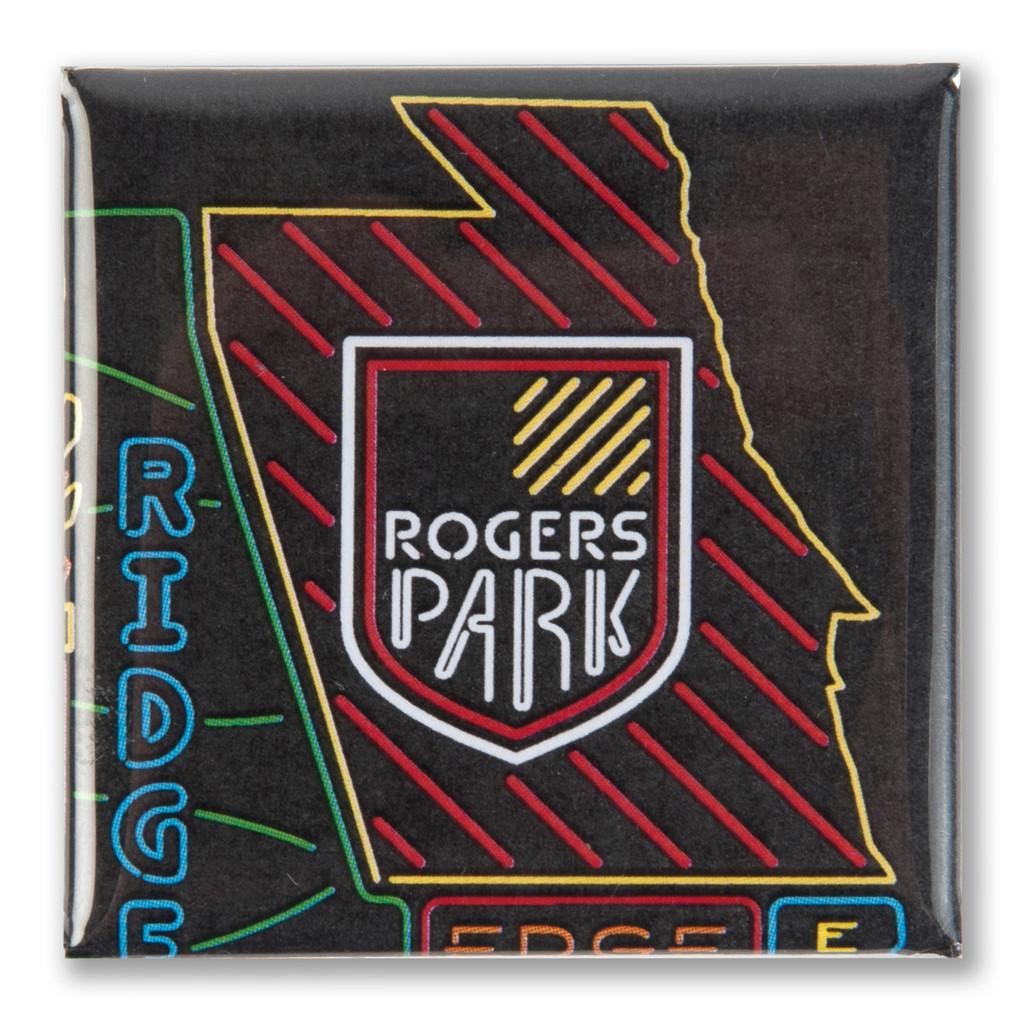 Rogers Park Neighborhood Magnet