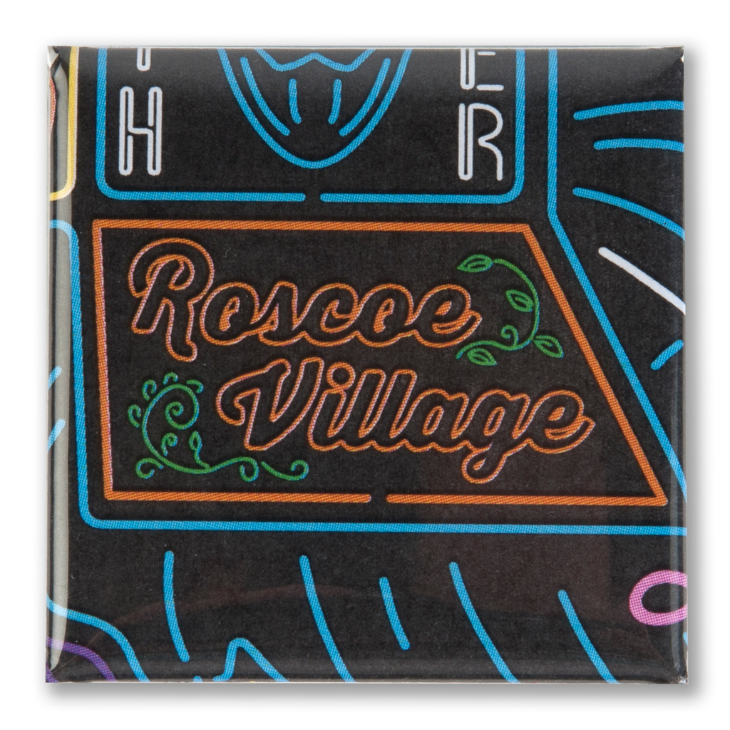 Roscoe Village Neighborhood Magnet