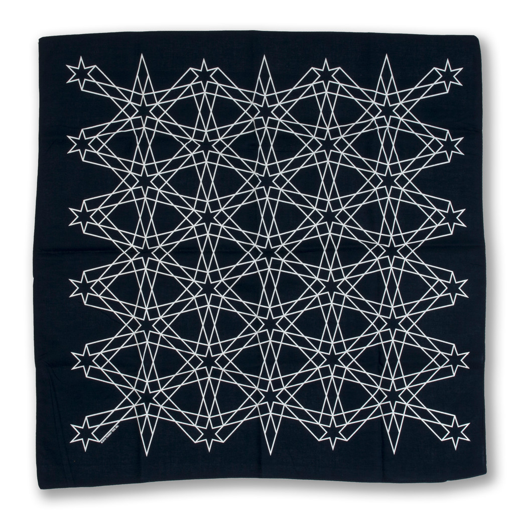 Star Lattice Bandana