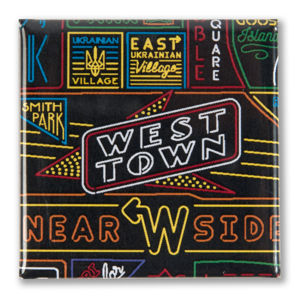 West Town Neighborhood Magnet