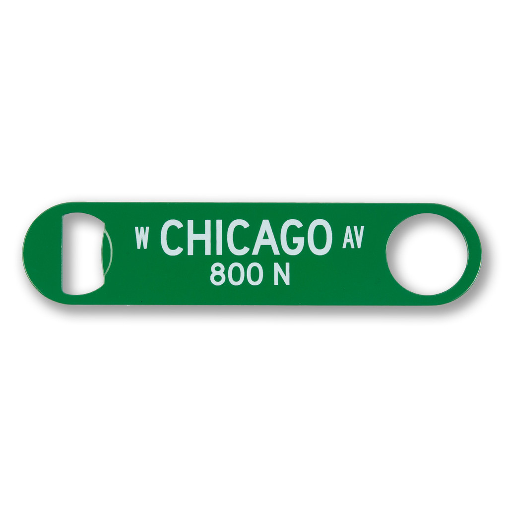 Chicago Ave Bar Key