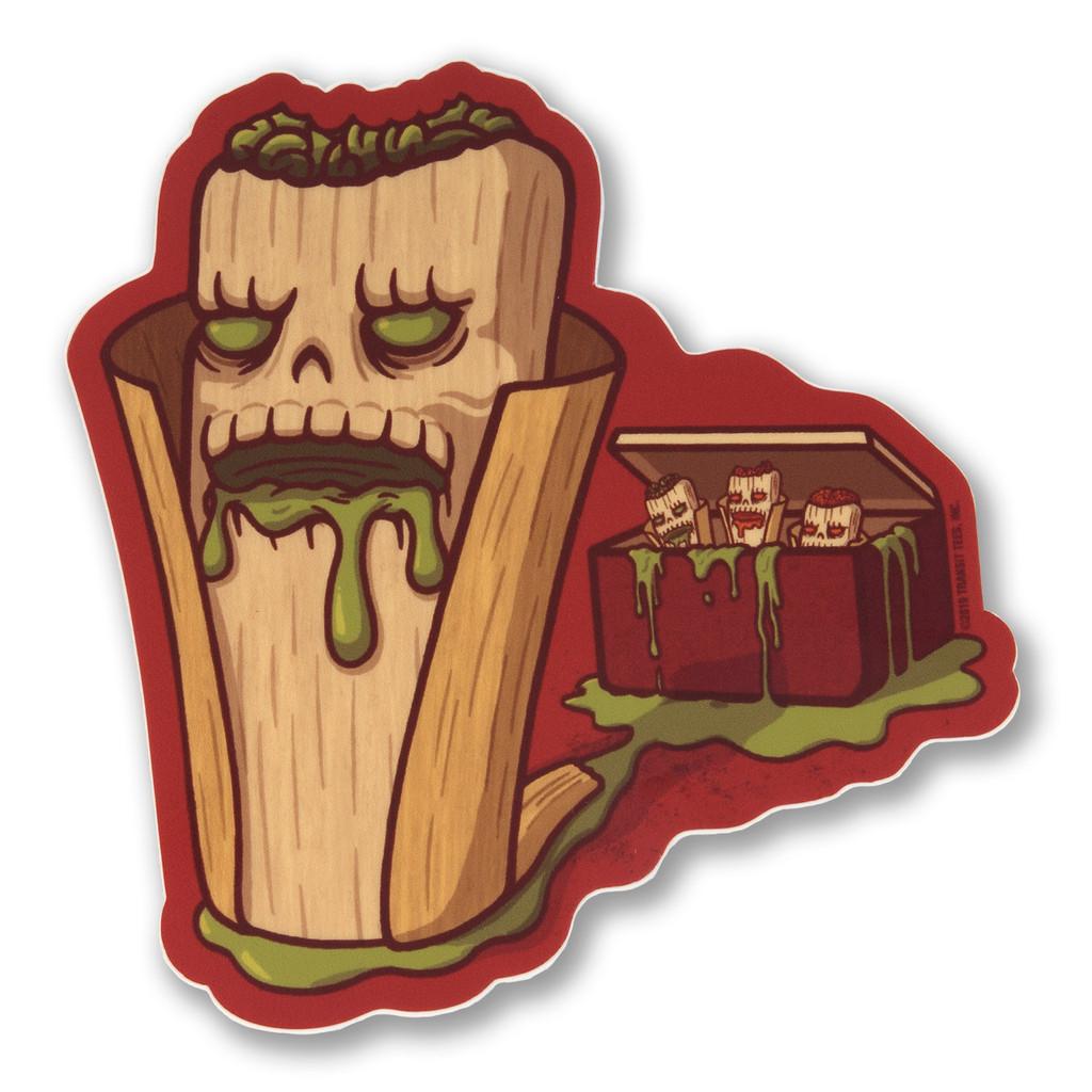 Killer Tamale Sticker