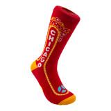 Chicago Theater Dress Socks