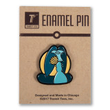 Untitled Picasso Enamel Pin
