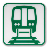 Chicago 'L' Icon Sticker