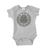 Gas and Waste Infant Onesie