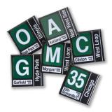 Green Line Transit Magnet