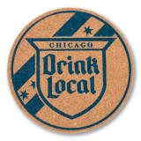 Drink Local Coaster