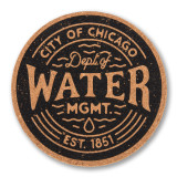 Chicago Department of Water Mgmt. Coaster