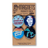 Midwestern Round Magnet Pack