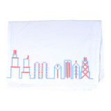 Chicago Skyline Flour Sack Towel