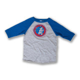 Hey Hey Baseball - Toddler Tee