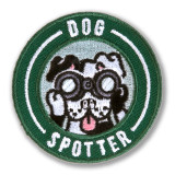 Dog Spotter Survivor Patch