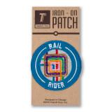 Rail Rider Survivor Patch
