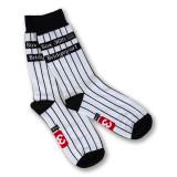 Sox-35th Pinstripe Dress Socks