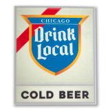Drink Local Sticker