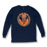 Bear Down Long Sleeve Tee Shirt - Unisex