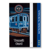 Transit Card Postcard