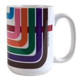 Loop Stripe Coffee Mug