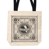 Chicago Globe Tote Bag