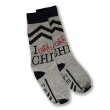 I Bike Chi Socks