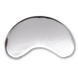 Mirror Bean Enamel Pin