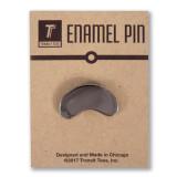 Mirror Bean Pin