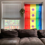 Chicago Pride Flag 5' x 3'