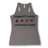 Chicago Flag Legacy Tank - Women's