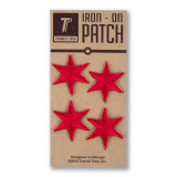 Chicago Stars Patch - Small 4 Pack