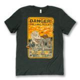 Danger! Falling Rocks Tee - Unisex