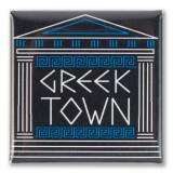 Greektown Neighborhood Magnet