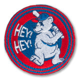 Hey Hey Baseball Patch