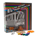 El The Chicago Transit Adventure Board Game