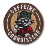 Caffeine Connoisseur Survivor Patch
