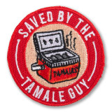Saved By The Tamale Guy Survivor Patch