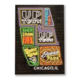 Uptown Neighborhood Postcard