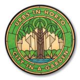 Urbs in Horto Sticker