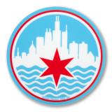 Chicagoan Sticker