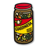 Giardiniera Sticker