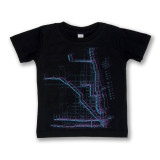 Chicago Metro Map - Youth Tee
